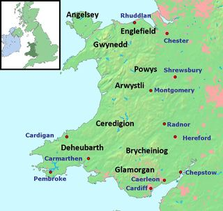 Wales in the 12th Century