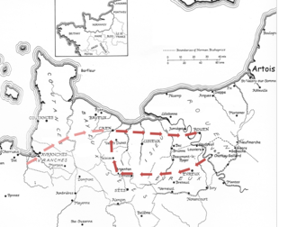 1203-1204 The Loss of Normandy