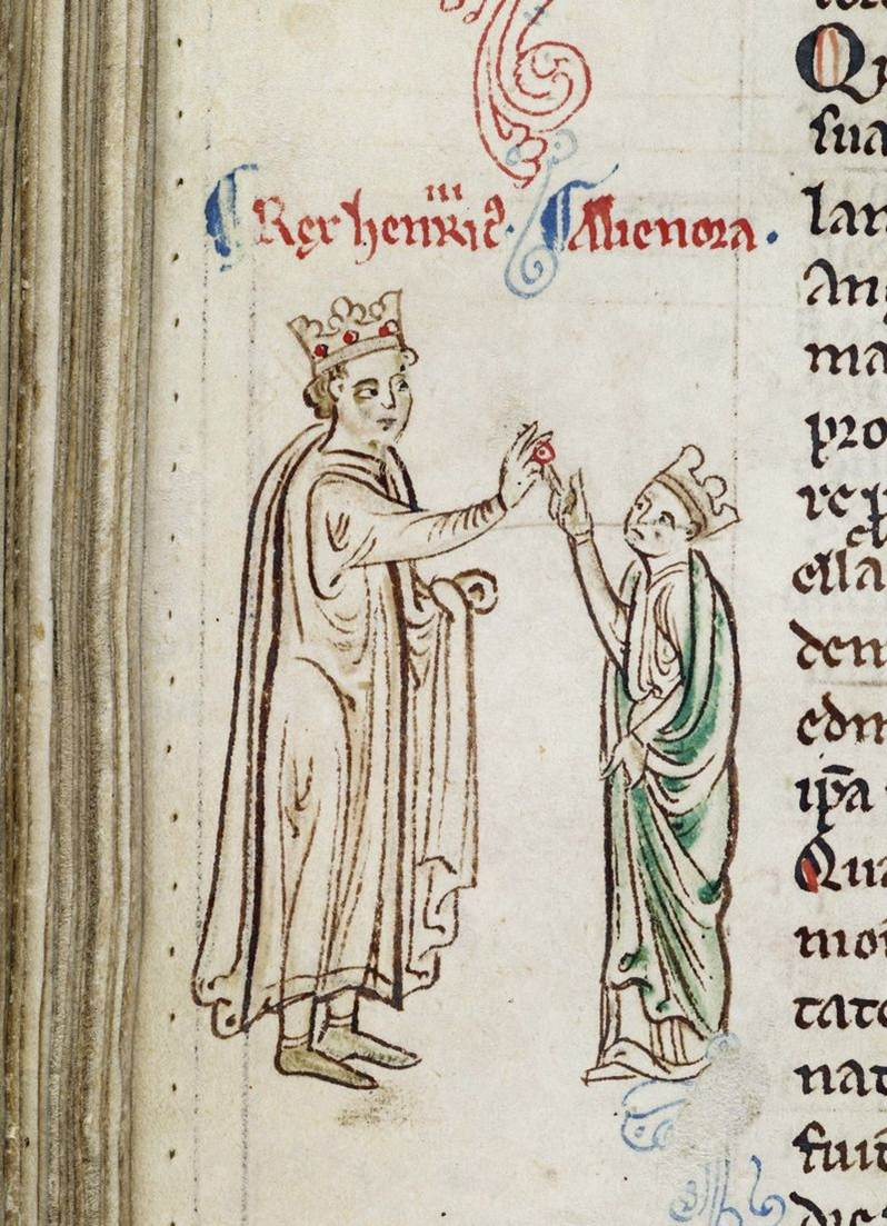 Marriage of Henry and Eleanor
