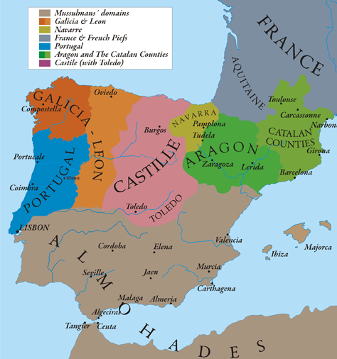 Medieval Spain and Portugal