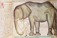 Paris - Elephant of Louis IX