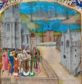 Marriage of Edward and Isabella
