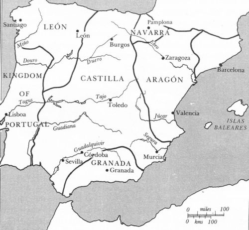 Spain in the 13th Century