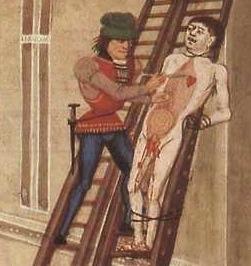 Execution of Hugh Despencer