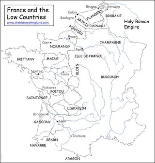 France and Low Countries