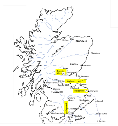 Scotland, 1330s
