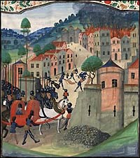 Capture of Limoges 1370
