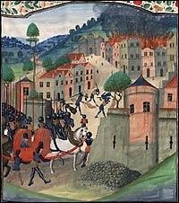 Capture of Limoges 1370