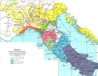 Northern Italy 15th Century