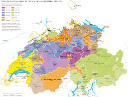 Growth of Switzerland