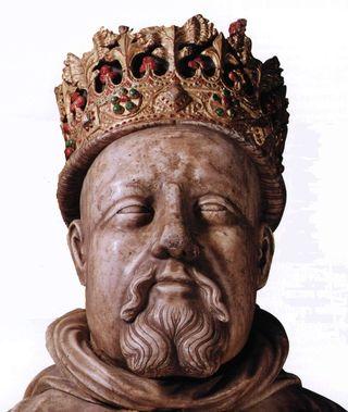 Henry IVth tomb