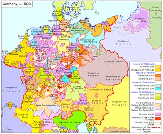Germany 15th Century