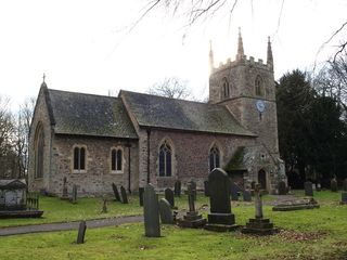 St Leonards Swithland
