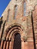 West Doorway