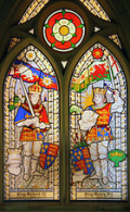 Bosworth field window