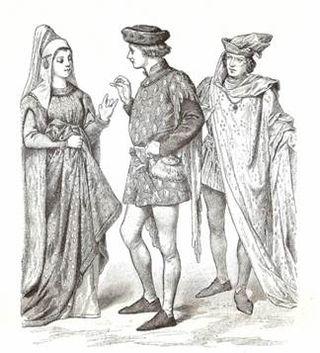 XV C Gentry clothing II