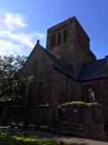 St Bees outside
