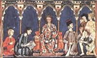 Medieval court